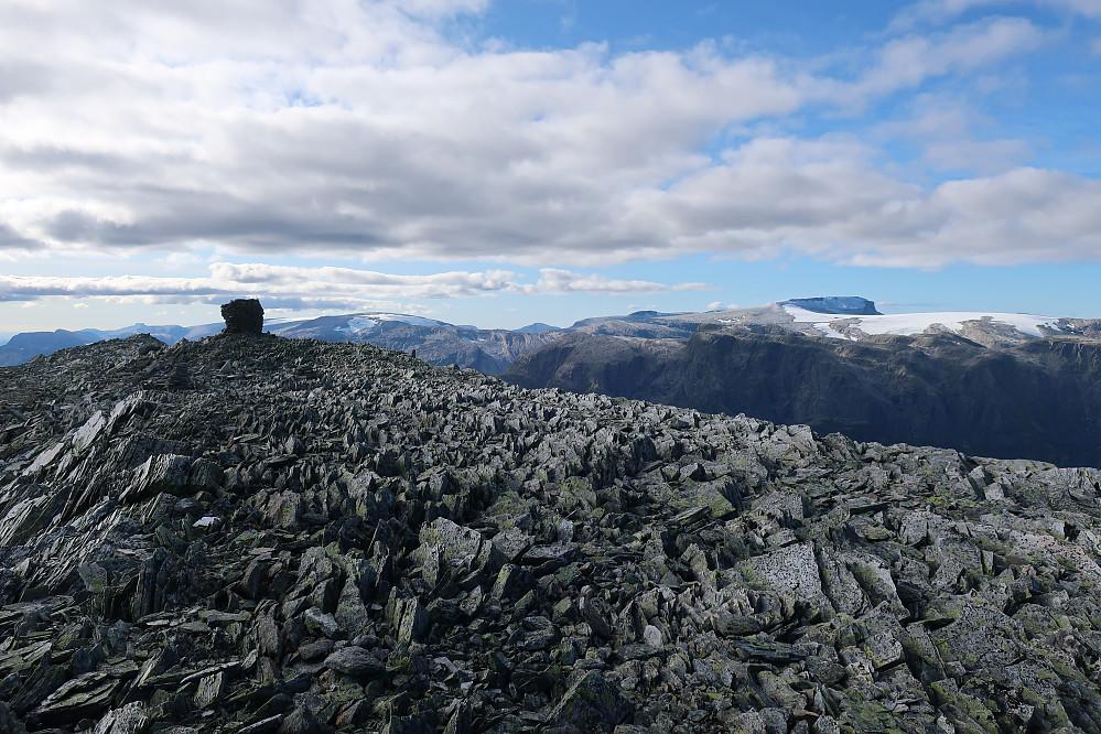 Ifrå Holsegga 1344 moh