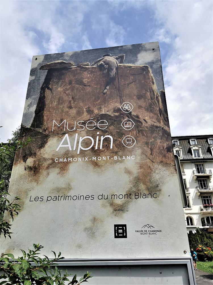 Trivelige ettermiddagstimer er verdt eit besøk på Alpine Musee i Chamonix for dei som har interesse for den alpine historia.