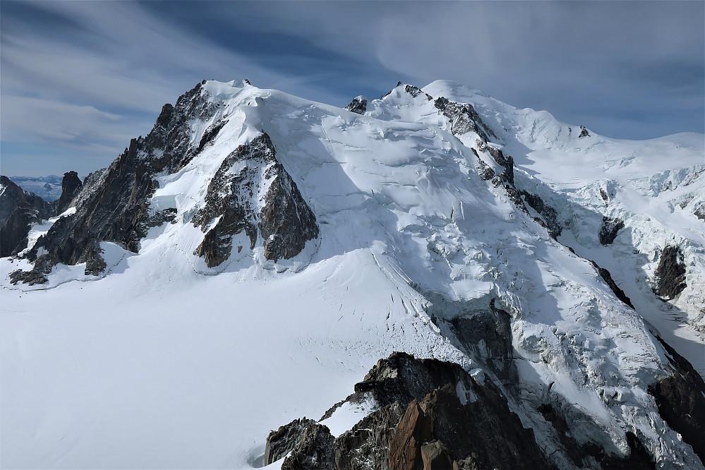 """Den nydelige ruta som er tenkt """"Three Monts Route"""" spøker for oss etter det heftige uværet som har vore..."""