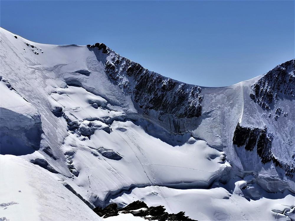 For eit mektig fjell og brelandskap