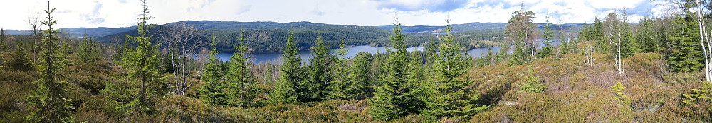 Fjelaleiken panorama