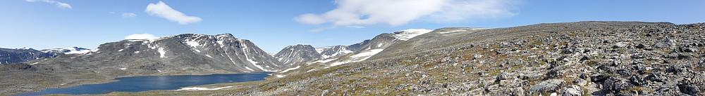 Steinbuolet panorama