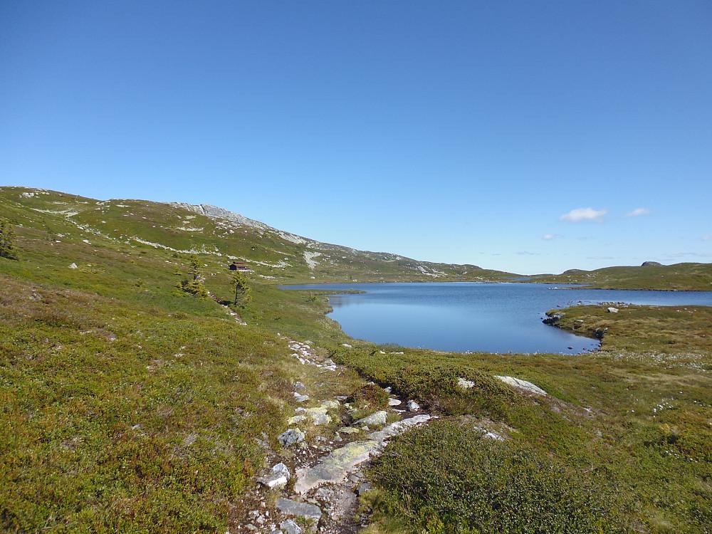 Hytten til Seljord jakt- og fikeforening