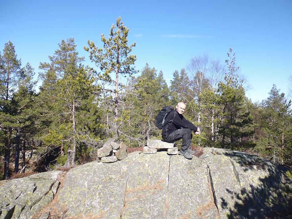 Toppen av Grimås