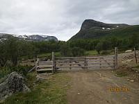 Turstart ved Sikkildalsseter mot Sikkildalshornet