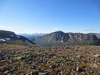 Tilbake mot Sikkilsdalen