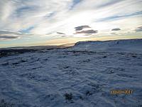 Toppen av Avlundskampen og tilbake mot Skeikampen