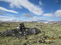 Toppen av Storhøe