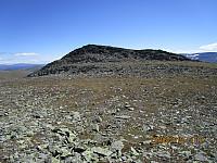På returen gikk jeg oppom noen små topper i nærheten av Einøvligseggen