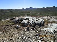Toppen av Haukberget