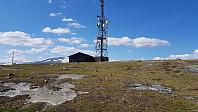 Da nærmet jeg meg toppen av Storhøe