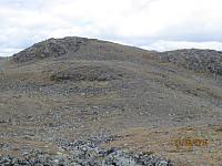 Nabotoppen var 10 meter høyere enn punktet som var markert som toppen