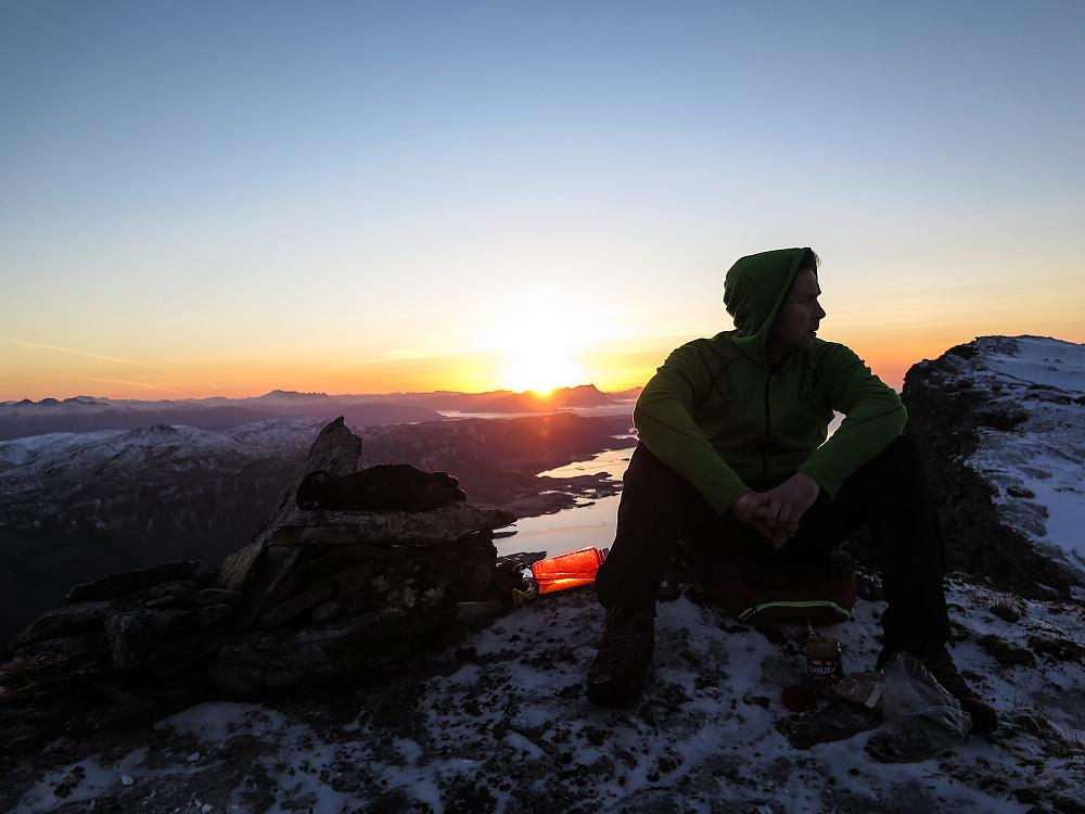 Ord kan ikke beskrive hvor mye fjellet betyr for meg