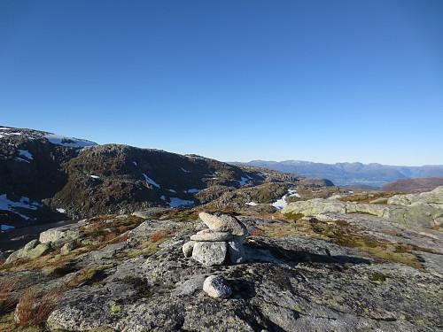 Toppen av Skyrdalssåta, 1153 moh.
