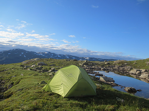 Morgenstund i Røldalsfjellene...
