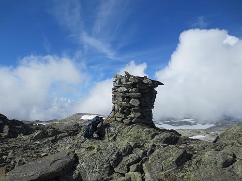 Toppen av Reinsnosi, 1639 moh.