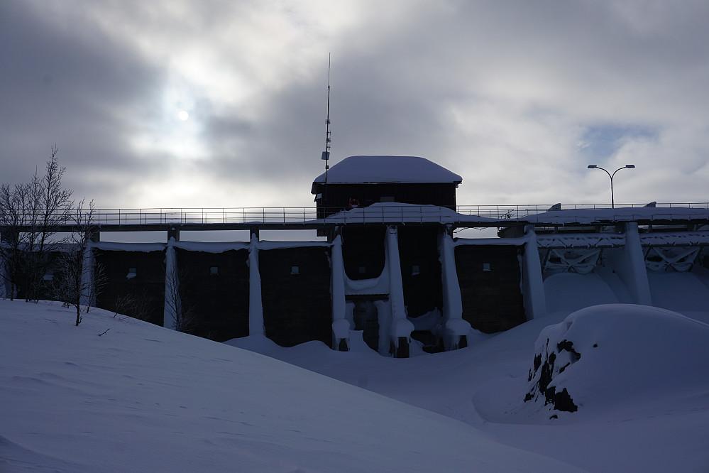 Demningen Kaldfjorden
