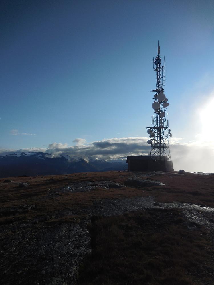 Storhøe, 1477 moh.