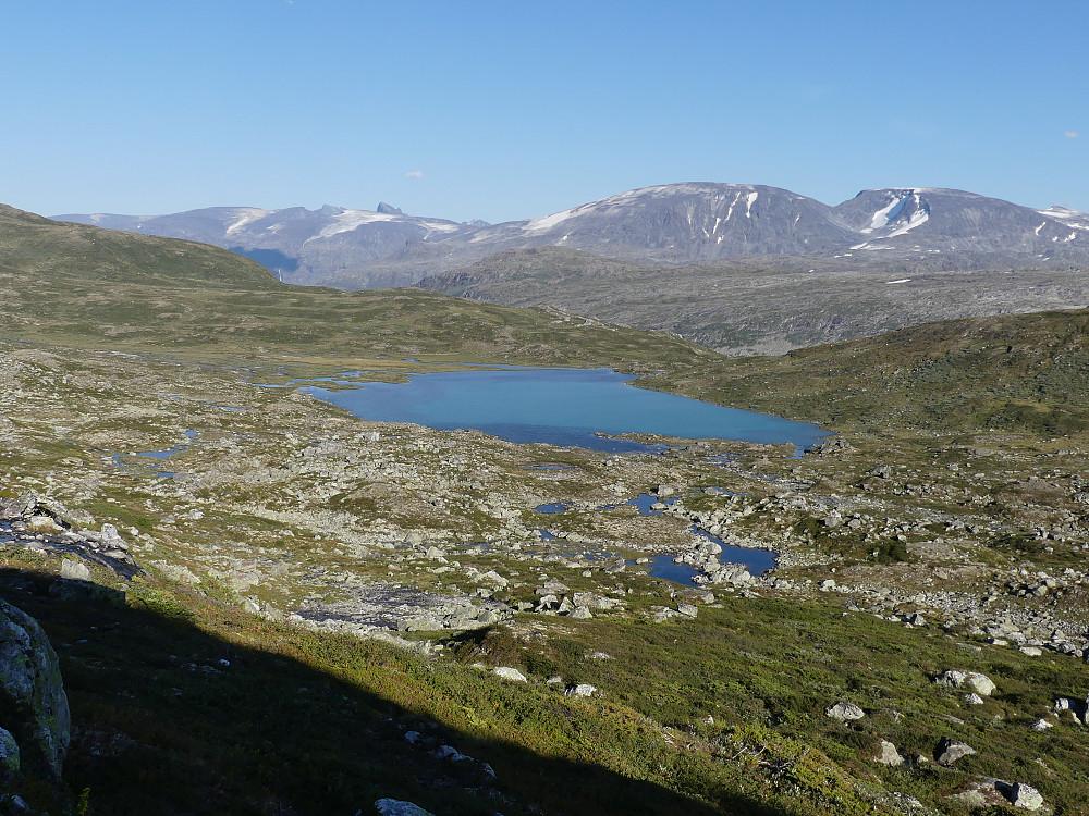 """Nede ved Høyøyen igjen, og en """"terningkastseksertur"""" er snart unnagjort."""