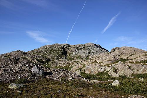 Lausfjellet sett fra Lappskardet