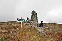 Toppen av Høgfjellet