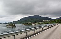 På vei til Aspøya og Vettafjellet