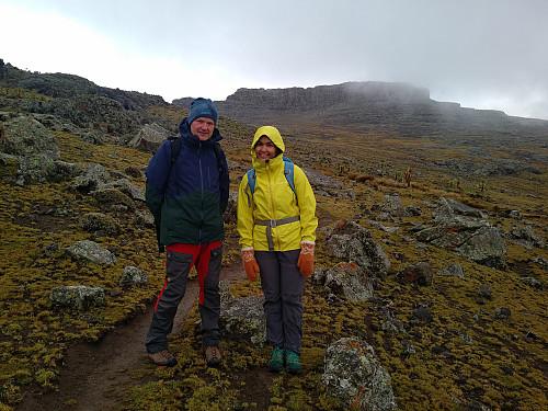 #24: Approaching the summit of Ras Dashen.