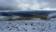 Utsikt fra Høgeloft mot ØSØ