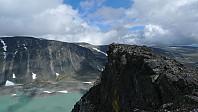 Grotbreahesten og Trollsteintjønne