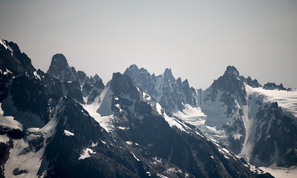 """Djevel-tennene"" som vi kalte de i Neacola Mountains"