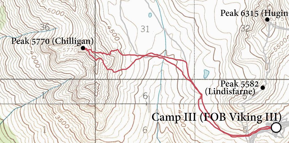 Kart og GPS-spor