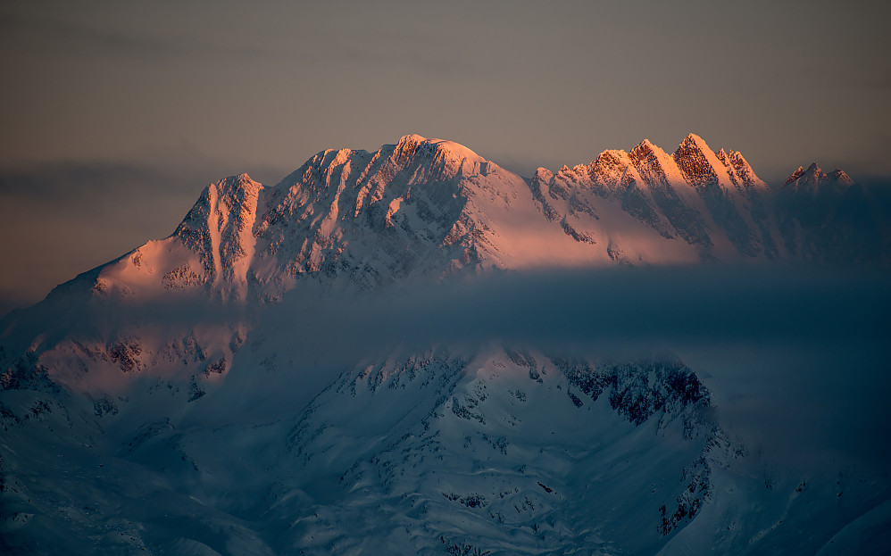 Mount Rogers (3169m)
