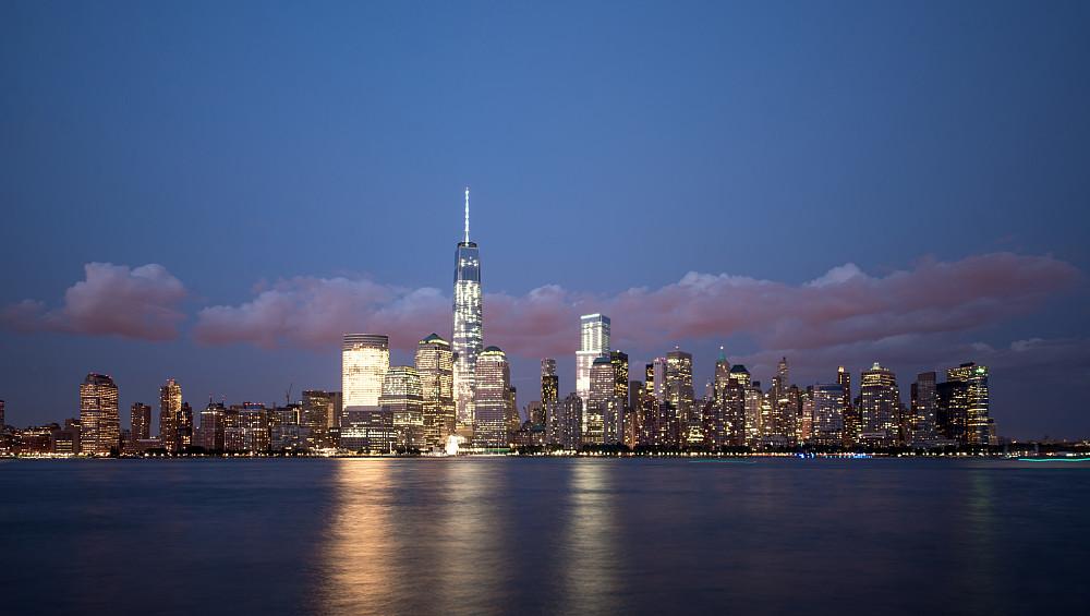 New York Skyline, kontrast til Alaska og en tøff avsluttning på 7 ukers-turen