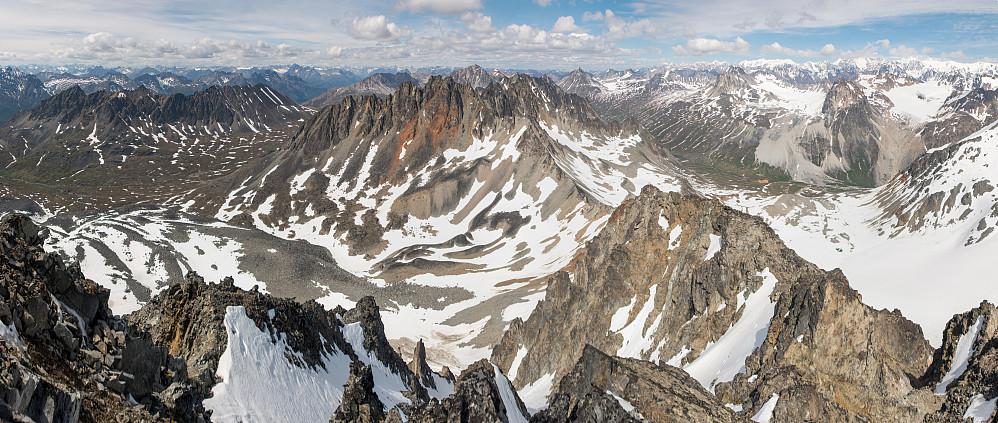 Panorama fra Hugin