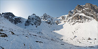 Innerst i Kvanndalen