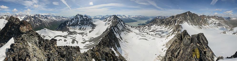 Panorama fra Nidaros