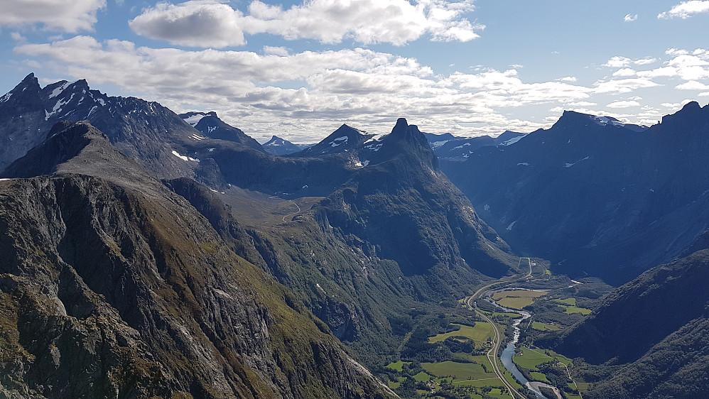 Storslagent mot Romsdalen!