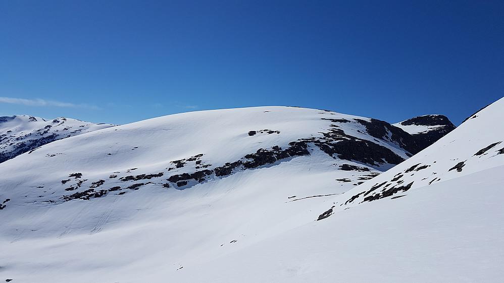 Mot neste topp, Sørøstre Småholtinden