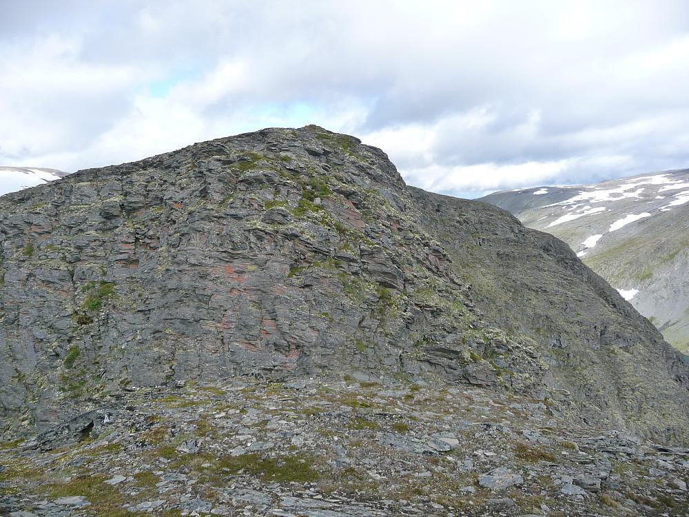 Klyvepunkt Midtre topp sør