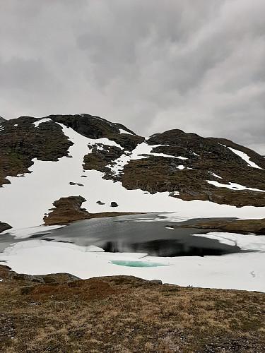 Mellatindvatnet (705 moh)