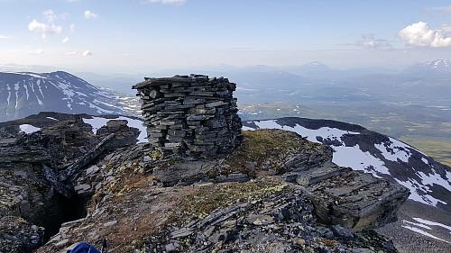 Toppen av Tolvtinden