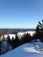 Utsikt sør-øst