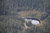 Startsted for besøk til Mælefjell