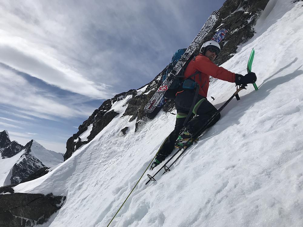 Alpin peakbooker