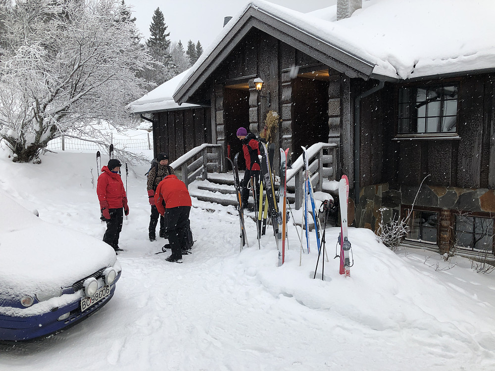 Hyttene ved Rondane Høyfjellshotell