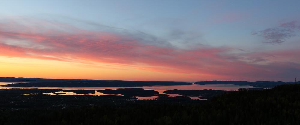 Enda mer Oslofjord.