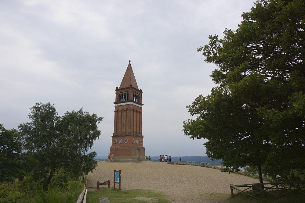 Utsiktstårnet på Himmelbjerget