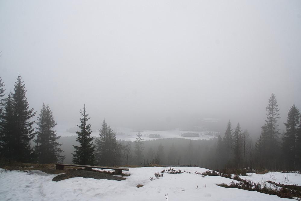 Utsikt mot Øyungen fra Sellanrå