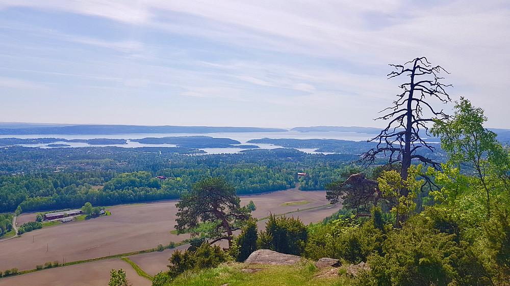 Utsikt fra Gråmagan
