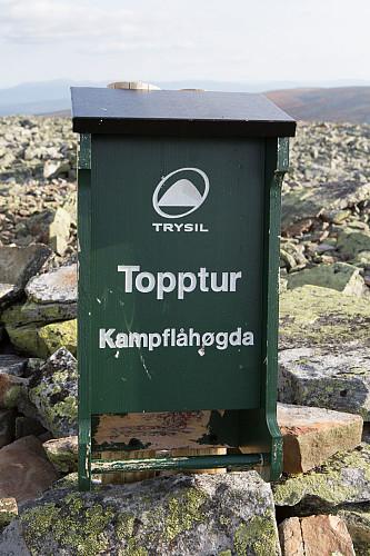 """Fjellet er med i årets """"Ti på topp""""-liste i Trysil."""